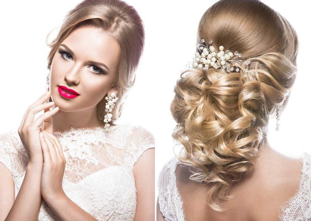 Coafuri De Mireasa Beautyspace Estetica